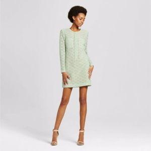 Victoria Beckham Mint Lace Dress NWT sz S